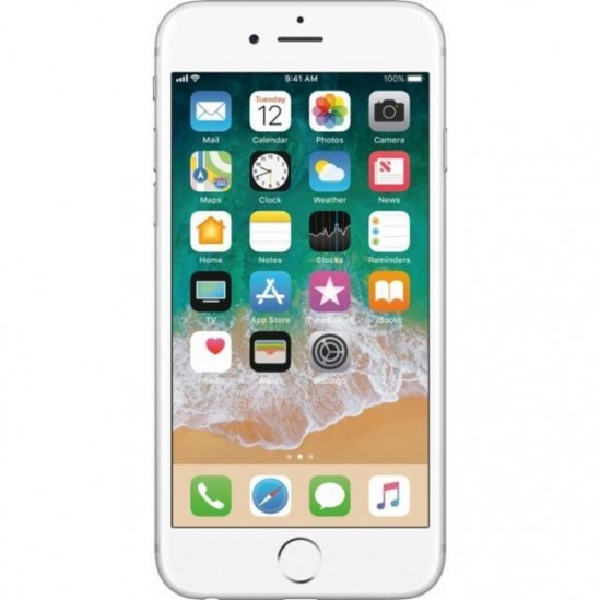 iPhone 6s 128GB Plata