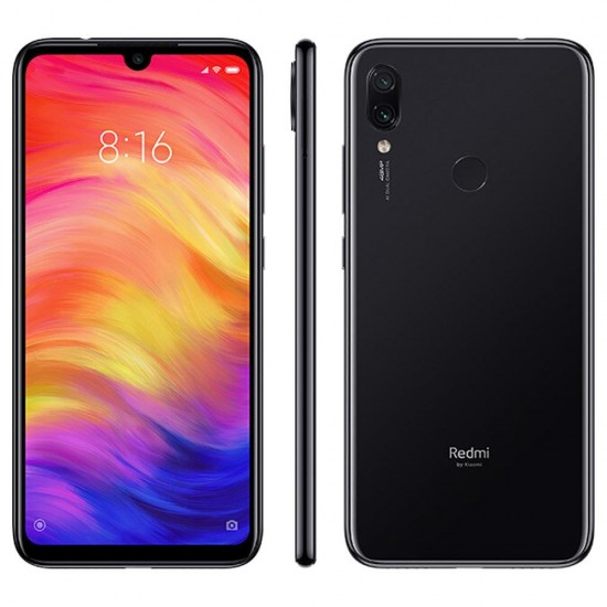 Xiaomi Redmi Note 7 Smartphone 64GB Global Version - Negro