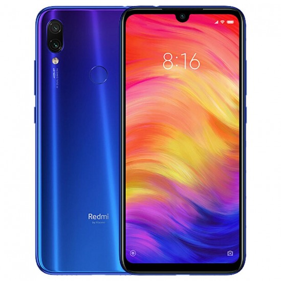 Xiaomi Redmi Note 7 Smartphone 32GB Global Version - Azul