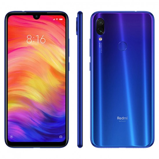 Xiaomi Redmi Note 7 Smartphone 64GB Global Version - Azul