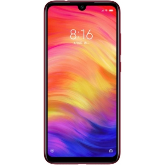 Xiaomi Redmi Note 7 Smartphone 64GB Global Version - Rojo nebulosa