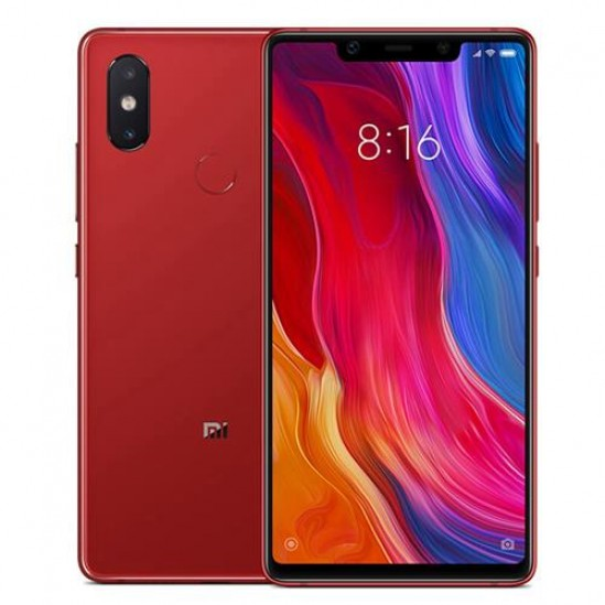 Xiaomi Mi 8 SE 5.88 Inch 4G LTE Smartphone Snapdragon English Version - rojo