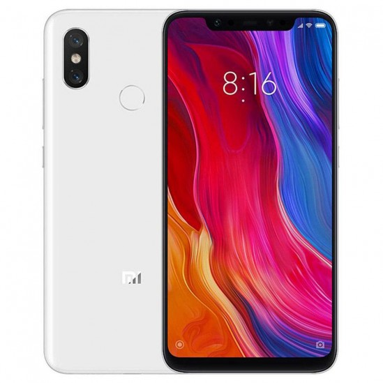 Xiaomi Mi 8 Global Version 6+128GB Blanco