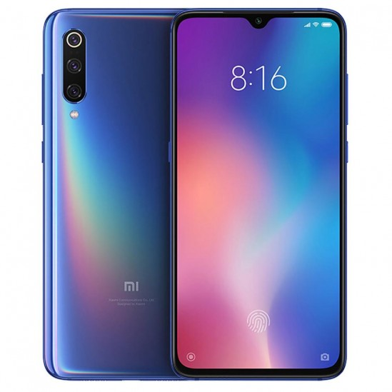 Xiaomi Mi 9 Global Version 6+128GB Ocean Blue