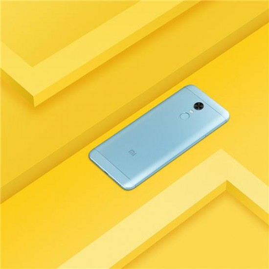 Xiaomi Redmi 5 Plus Smartphone 18:9 Full Screen MIUI 9 64GB Camera Touch ID 4000mAh Battery Global Version - Azul