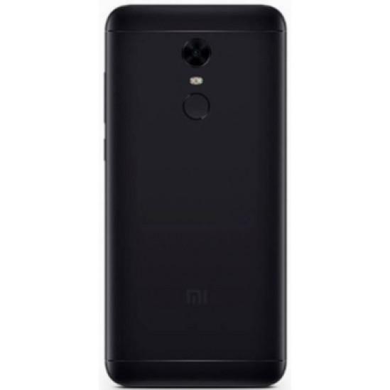 Xiaomi Redmi 5 Plus Smartphone 18:9 Full Screen MIUI 9 64GB Camera Touch ID 4000mAh Battery Global Version - Negro